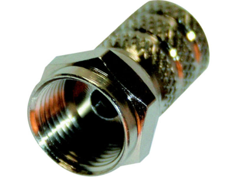 0.65mm screw on F plug