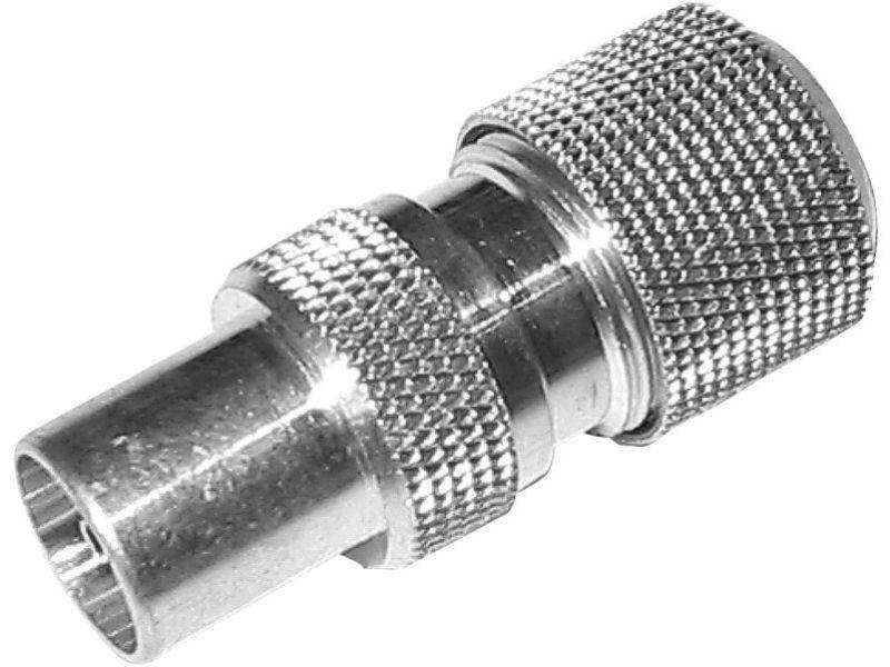 Male Coax Plug
