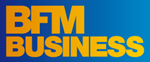 Logo of BFM business