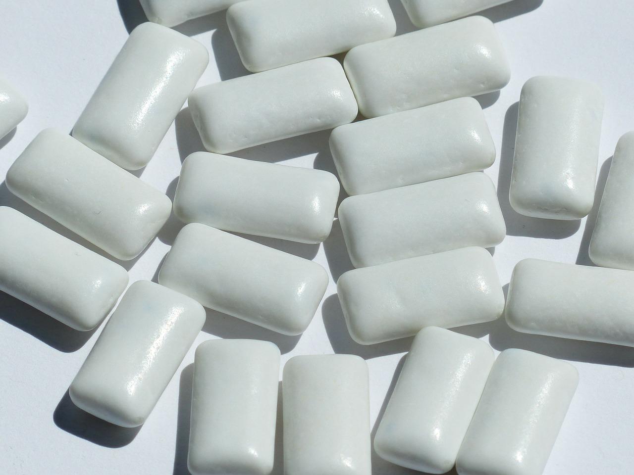 gum tablets