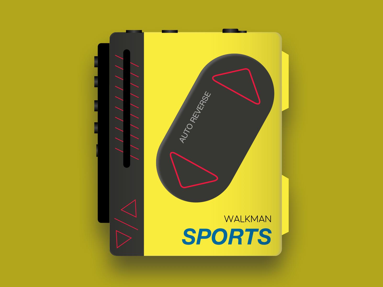 Song Walkman Sport