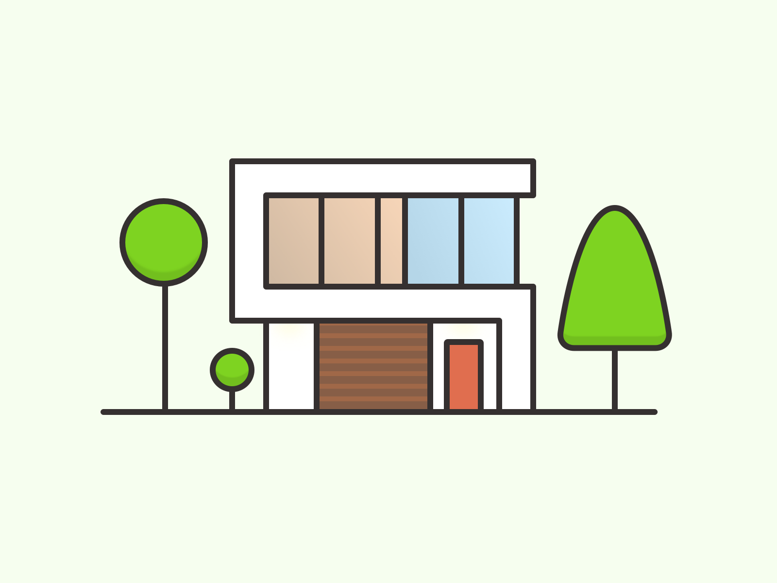 Modern Homes #01