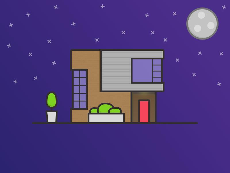 Modern Home 02