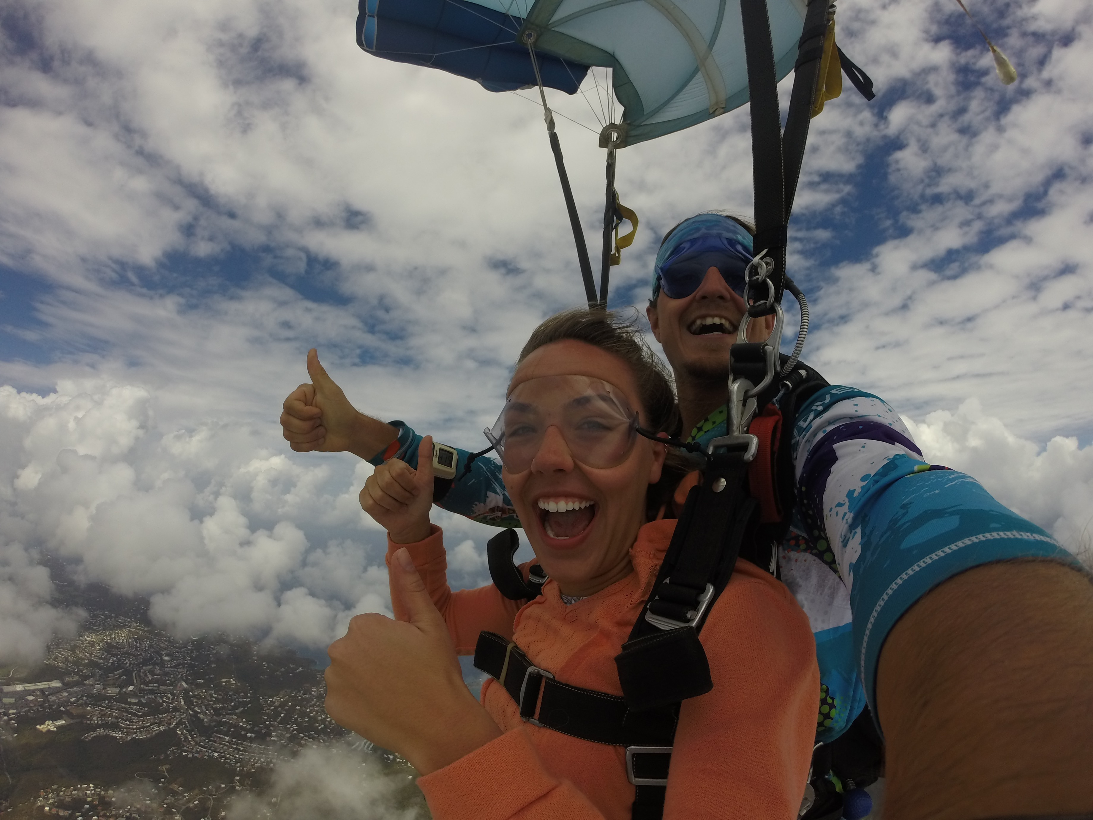 Tandem Skydive Packages - Take The Plunge With Our Certified