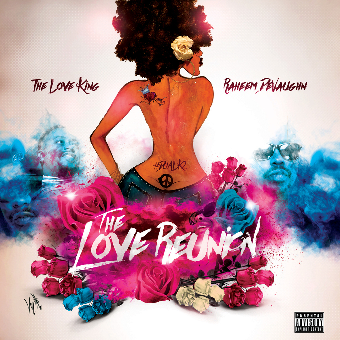 The Love Reunion Cover-art