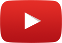 red youtube icon with link to their youtube page