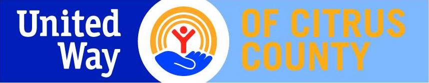 United Way of Citrus County logo with link to their website