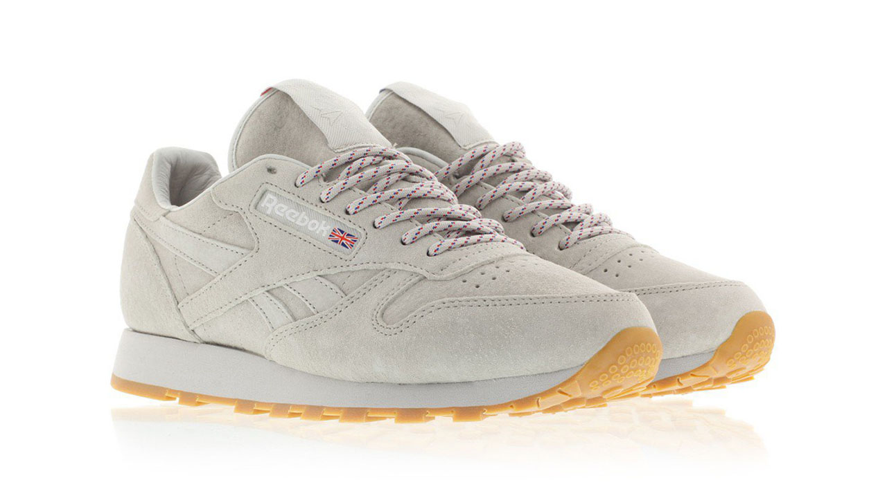 new products 38f26 4f9c0 Another timeless Reebok Classic Leather collaboration is with Horween  Leather Company. The bespoke brand, which specializes in leather goods, ...