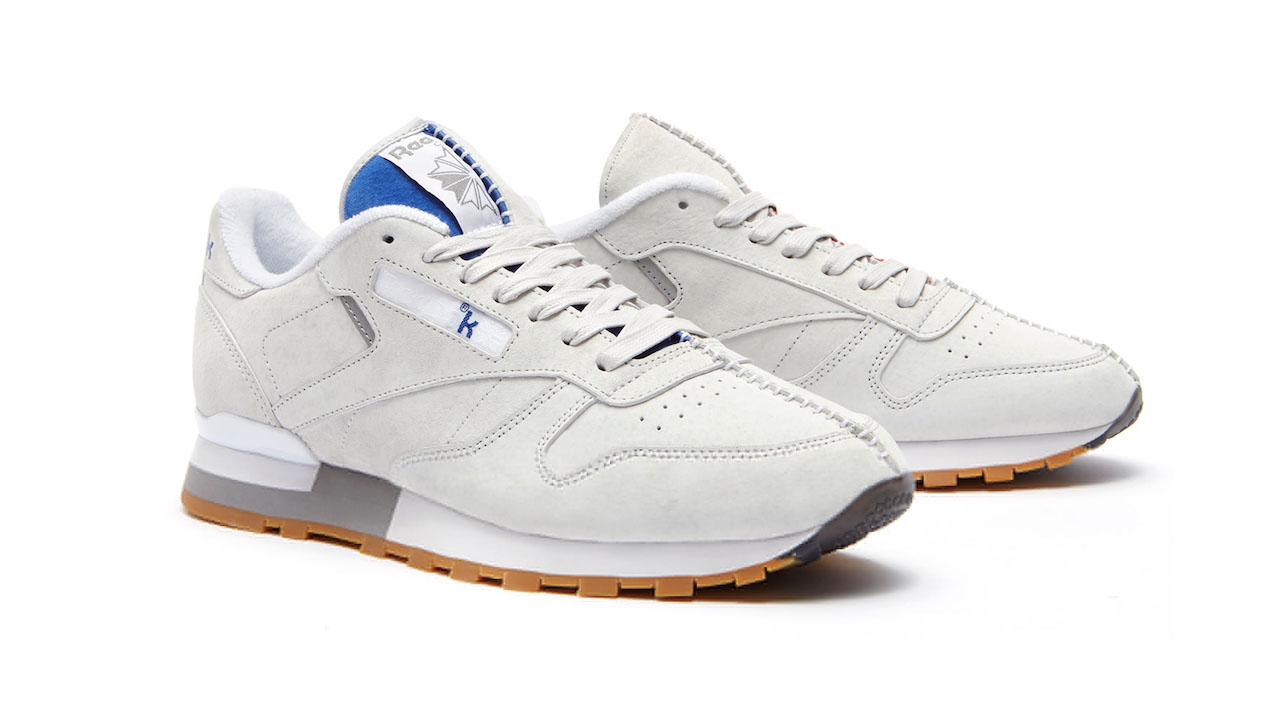 buy popular 458c7 c538d Kendrick Lamar notes that the Classic Leather is one of his all-time  favorite Reebok silhouettes. This resulted to a second collaboration based  of the model ...