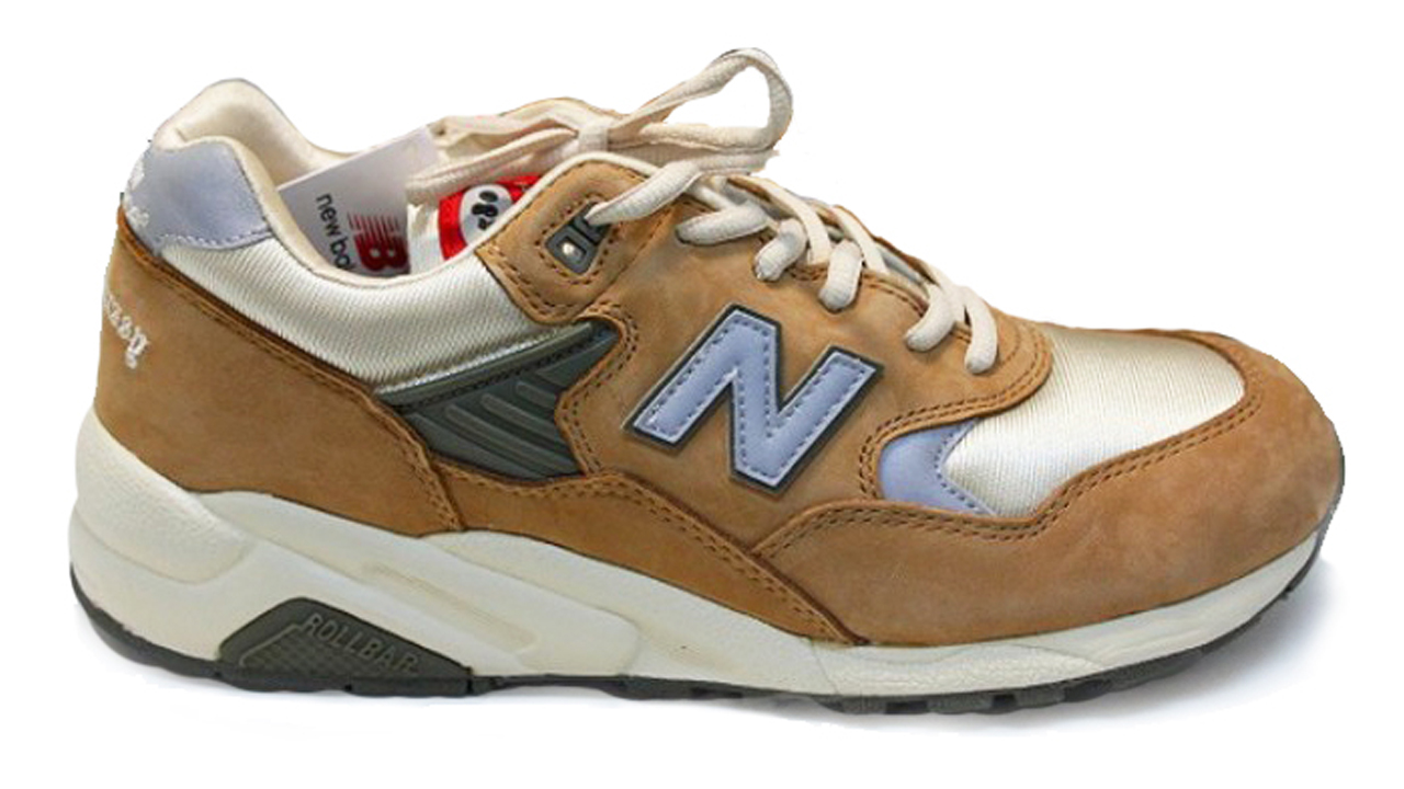 brand new a8839 e4c18 Stüssy x real mad Hectic x New Balance 580 photo  size.co.uk