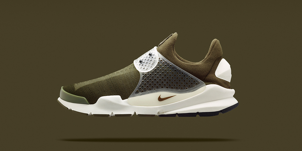buy popular f8ce7 ba1d9 The History of the Nike Sock Dart