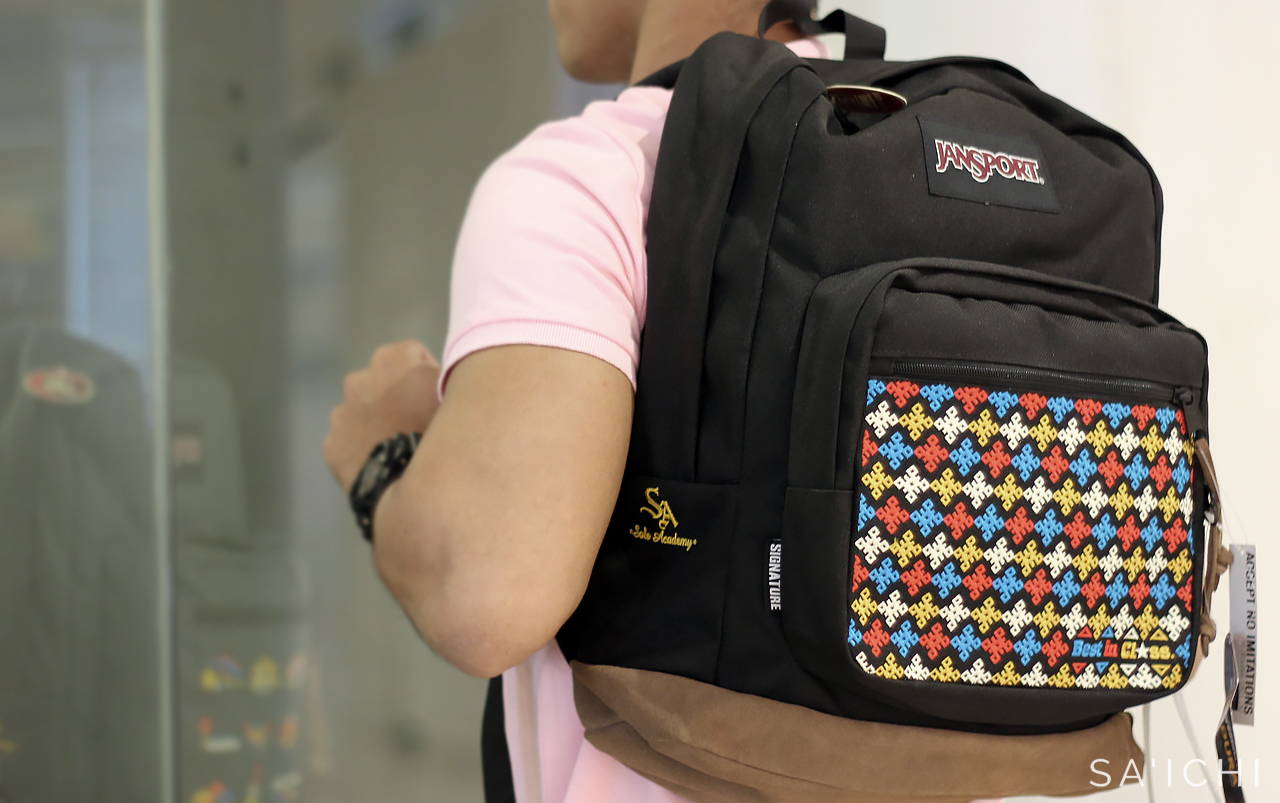 Presenting the 2016 JanSport x Sole Academy Right Pack