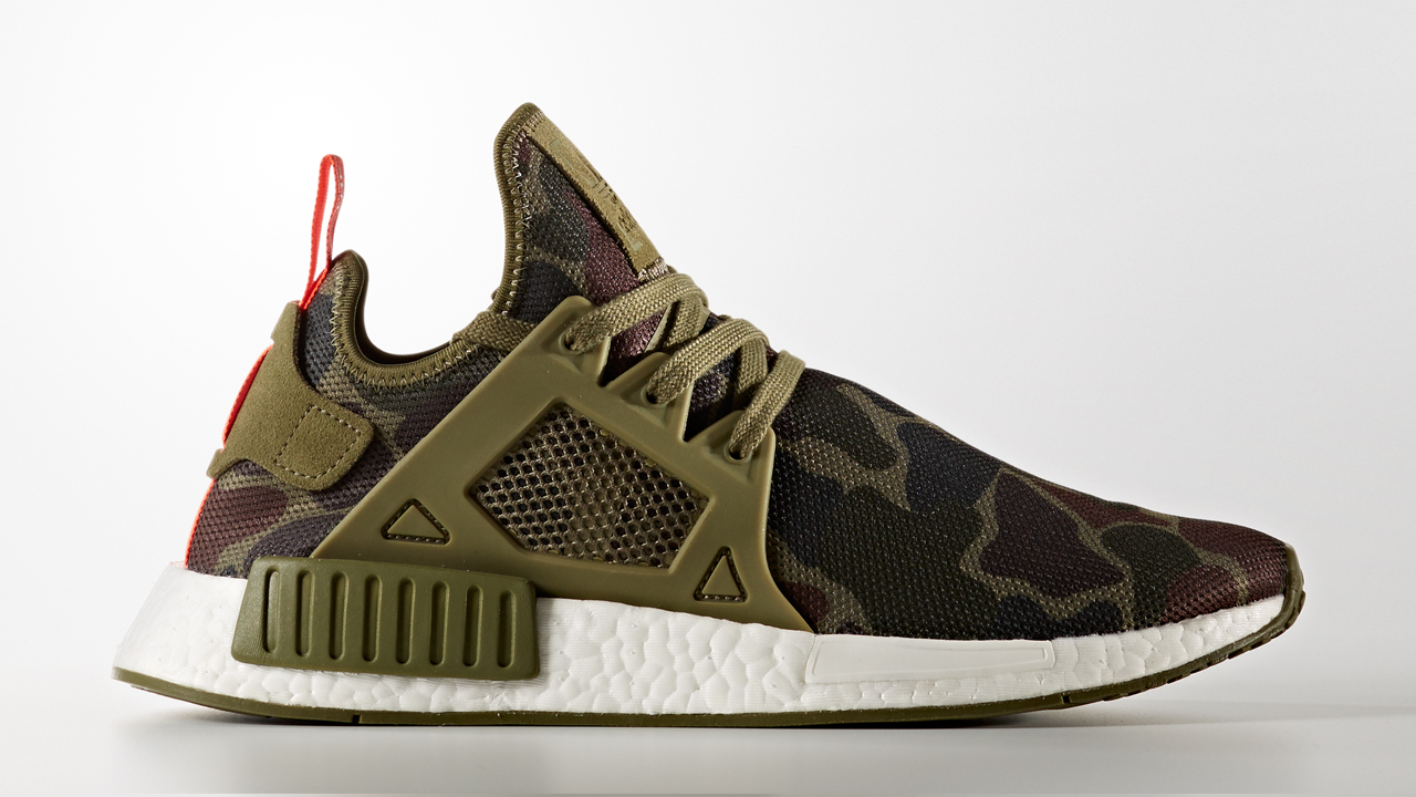 official photos 2d379 b2fcc Unveiling the NMD_XR1 'Duck Camo' Pack