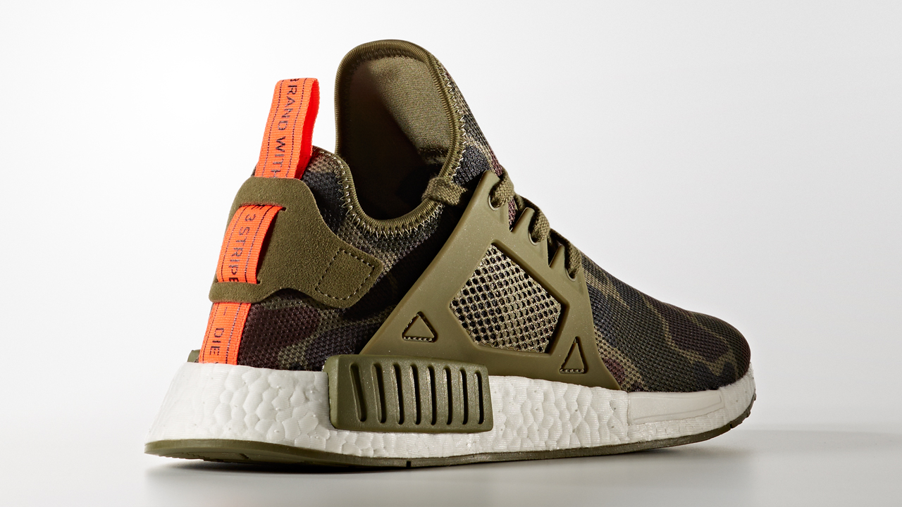 official photos 32dc3 4d132 Unveiling the NMD_XR1 'Duck Camo' Pack
