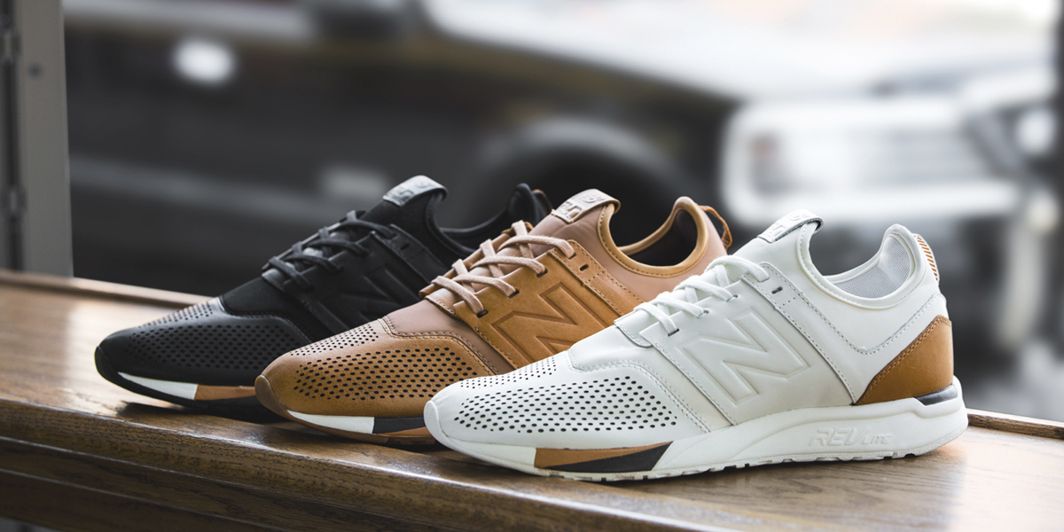 Experience Life in New Balance 247