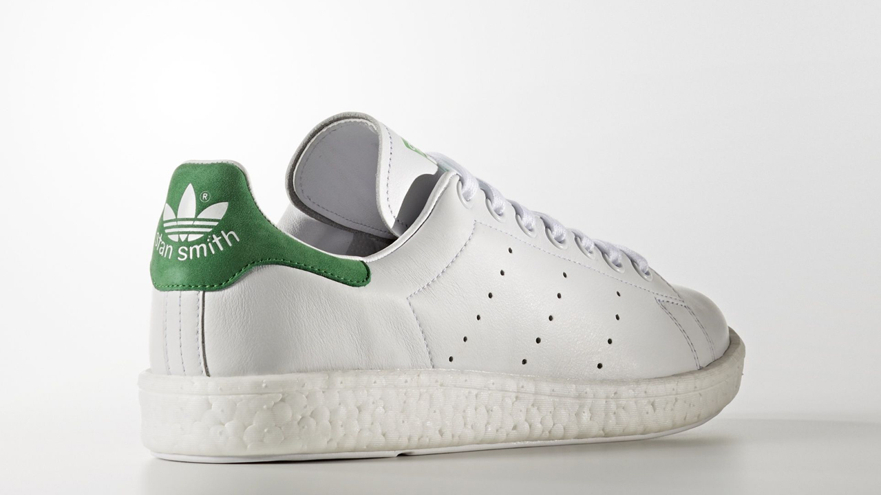 best service 35c90 f80d5 The Iconic Stan Smith Gets a BOOST Upgrade
