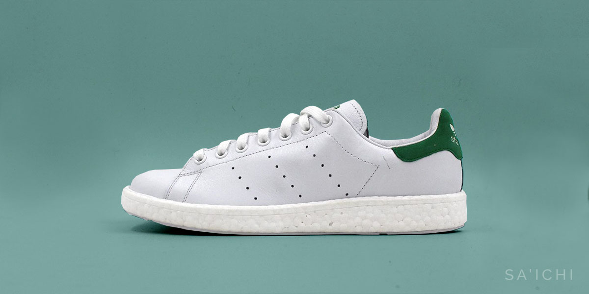 best service 403c7 16f16 The Iconic Stan Smith Gets a BOOST Upgrade