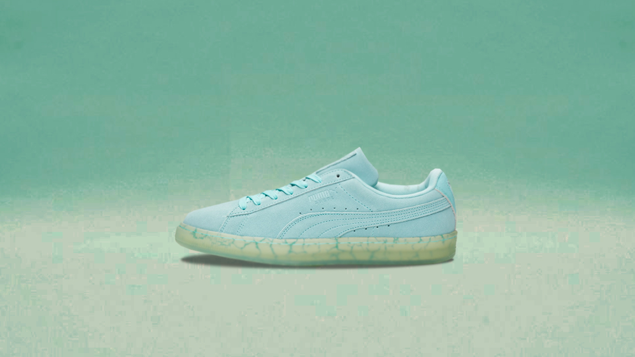 best loved 865d7 75df2 Modern Style Meets PUMA Heritage in Clyde Sock and Easter Pack