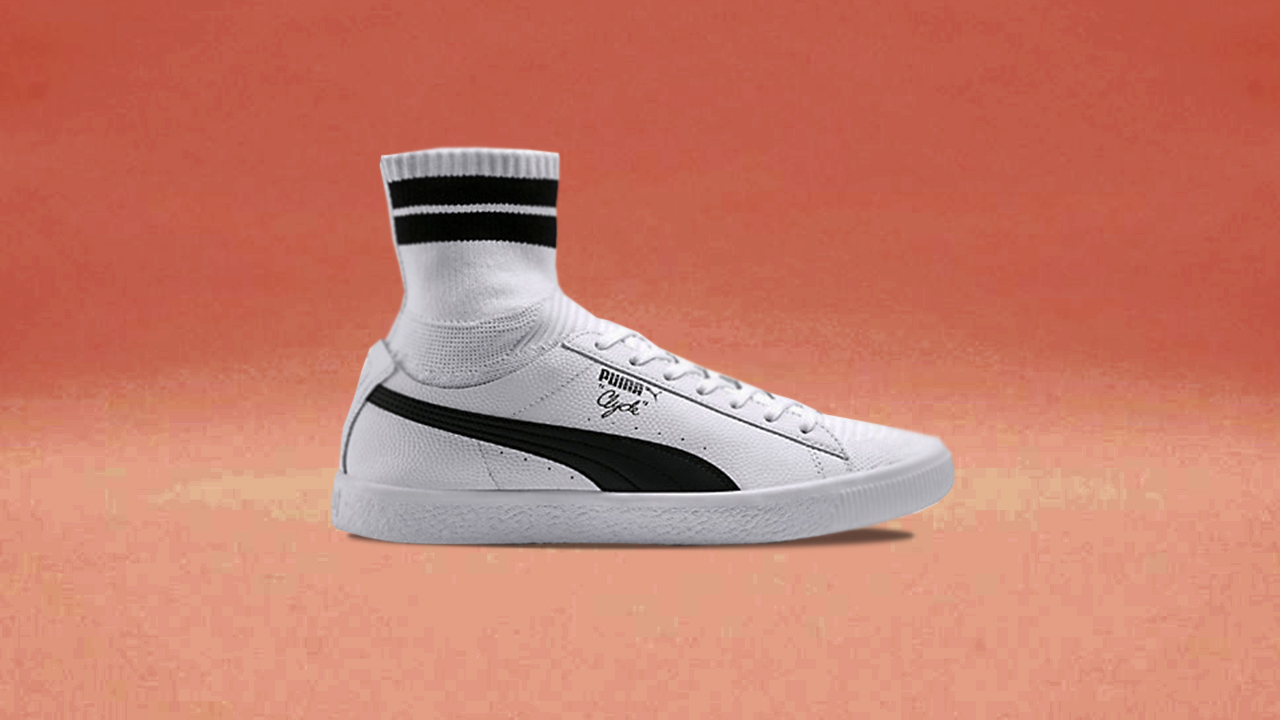 best loved cff67 db8f0 Modern Style Meets PUMA Heritage in Clyde Sock and Easter Pack