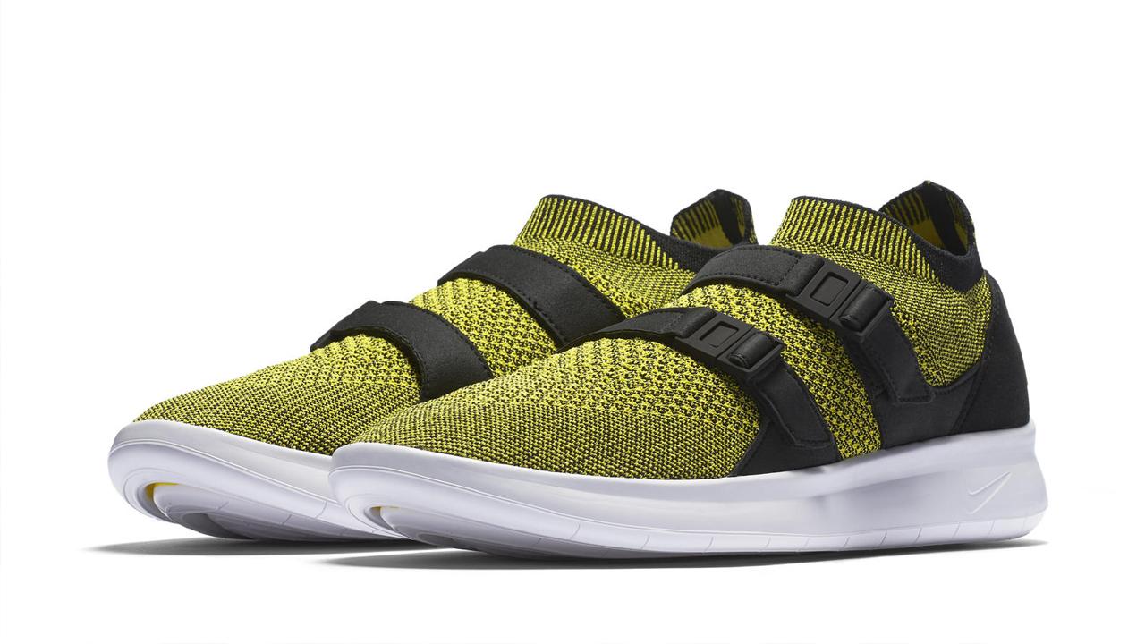 The Crazy Treatment: Nike's Air Sock Racer