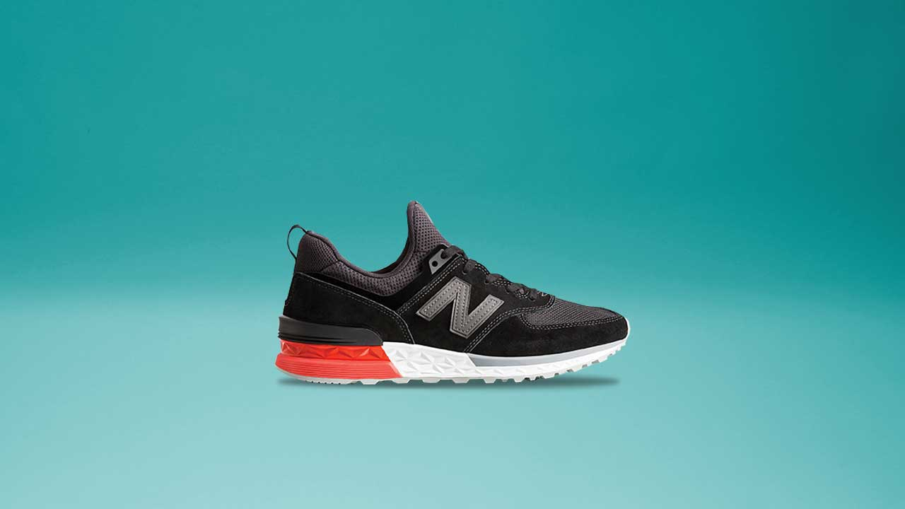 Cop The New Balance 574 Sport This Saturday