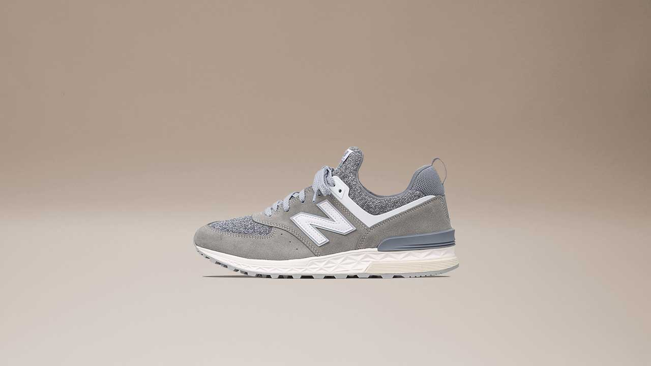 New Balance 574S 'Suede Textile' Comes in Natural Earth Tones