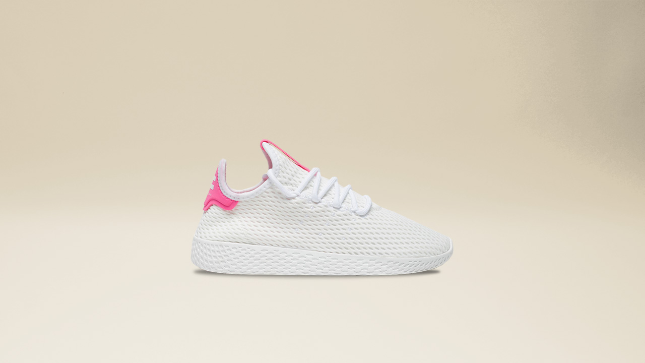 on sale 9ce9a fc01c Pharrell's Tennis Hu and Stan Smith Inspired by the Other in ...