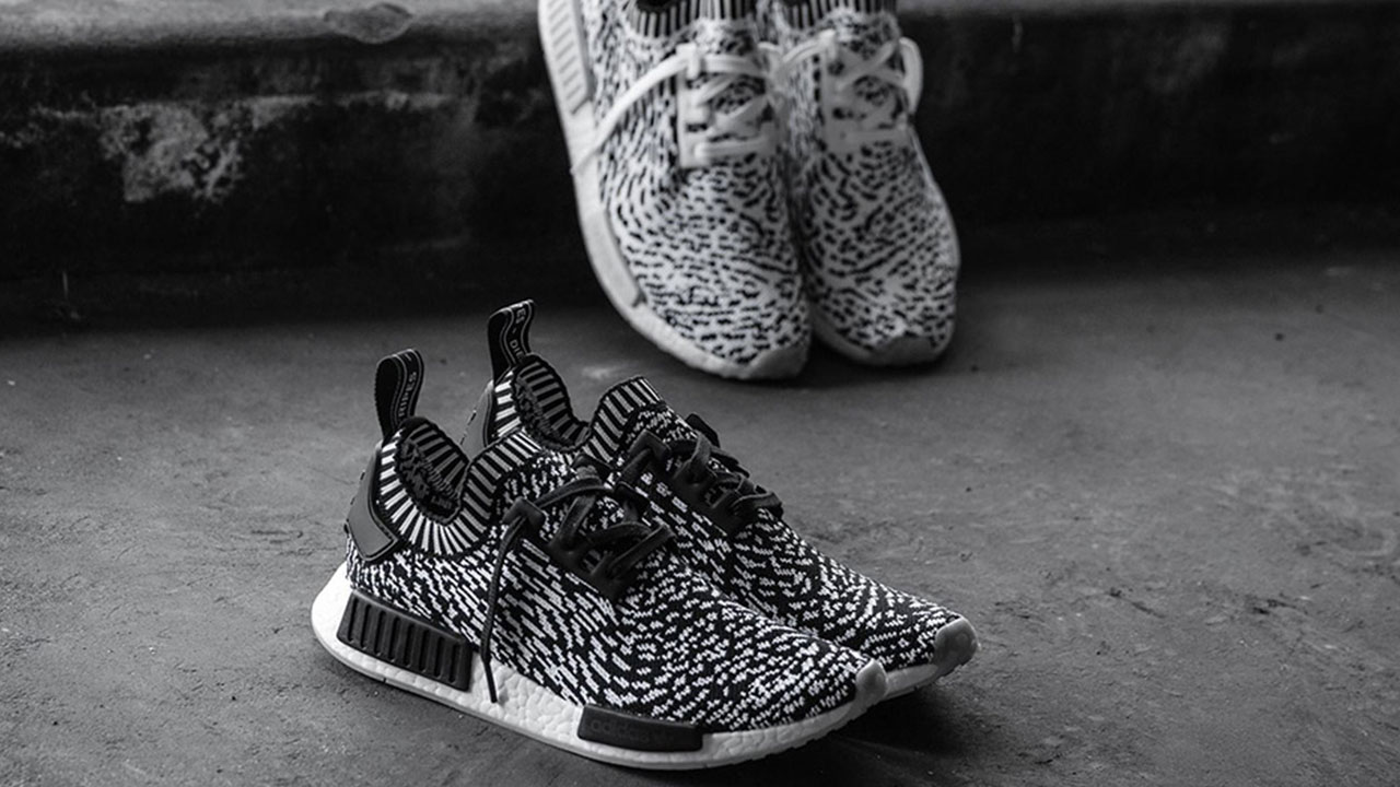 A Piece of Japanese Art: adidas NMD R1 Primeknit in 'Sashiko