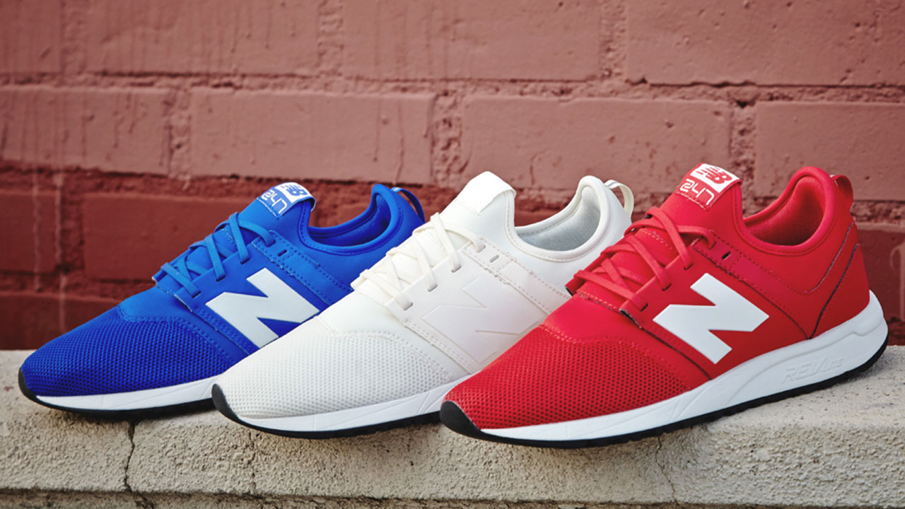 Sales promotion quality most fashionable Opening April with New Balance 247 Classic