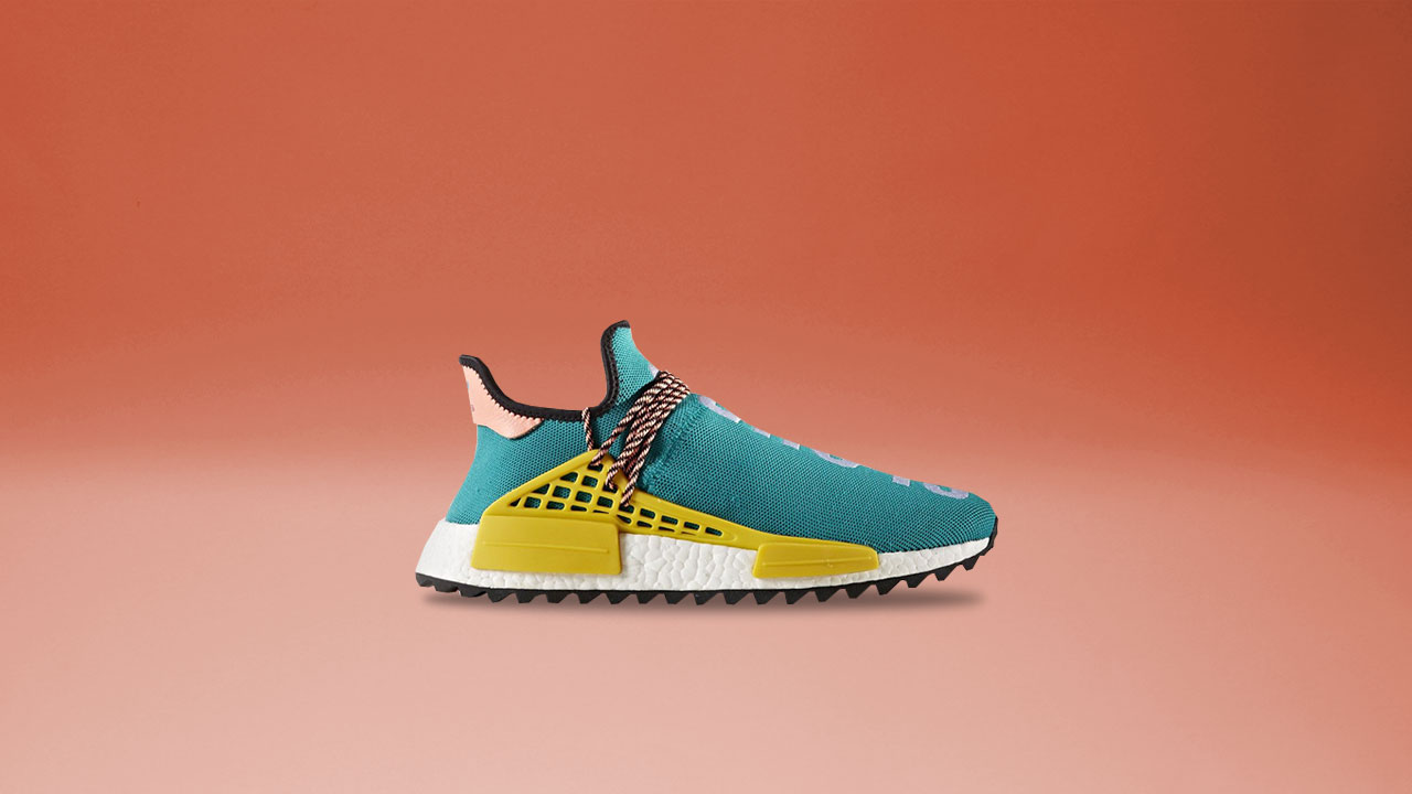 free shipping quality design first rate Pharrell Williams x adidas NMD
