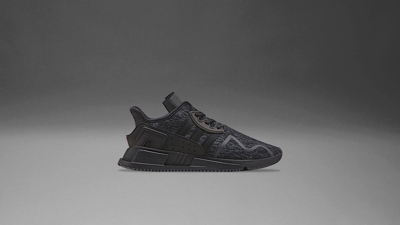 online retailer 9e371 bef10 adidas Releases Three Triple Black EQT for Black Friday