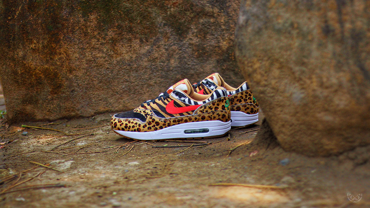 buy online 5a96f fd647 atmos x Nike Air Max 1 Animal Pack Public Raffle Release at ...