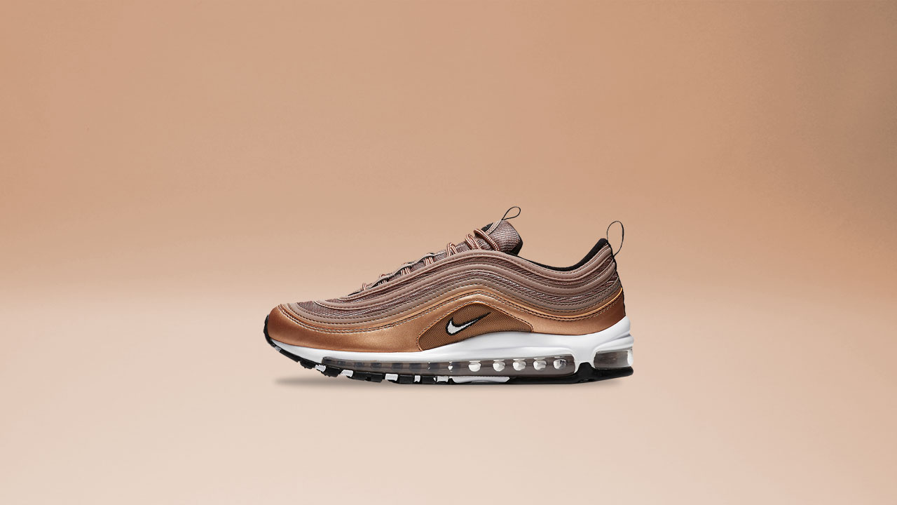 the latest 563a7 16b41 Catch the Nike Air Max 97 and Its Air Max Plus Hybrids this 2018