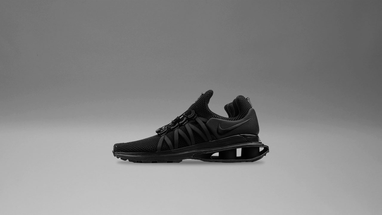 huge selection of 46cb7 3f255 Get bouncing with the Nike Shox Gravity now available a Sole Academy stores  or have them shipped straight to you.