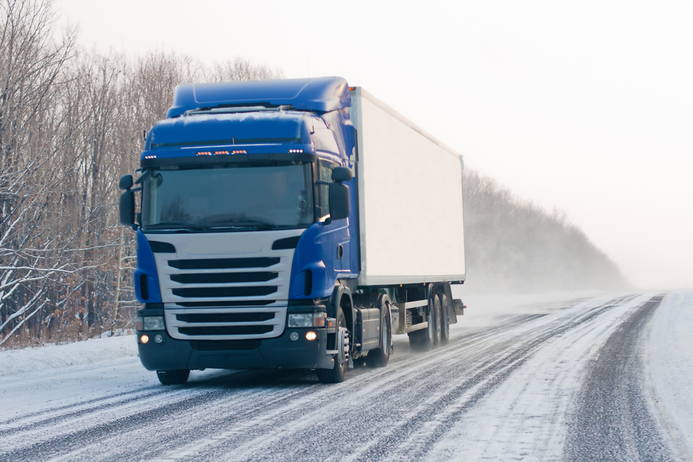 Winter trucking
