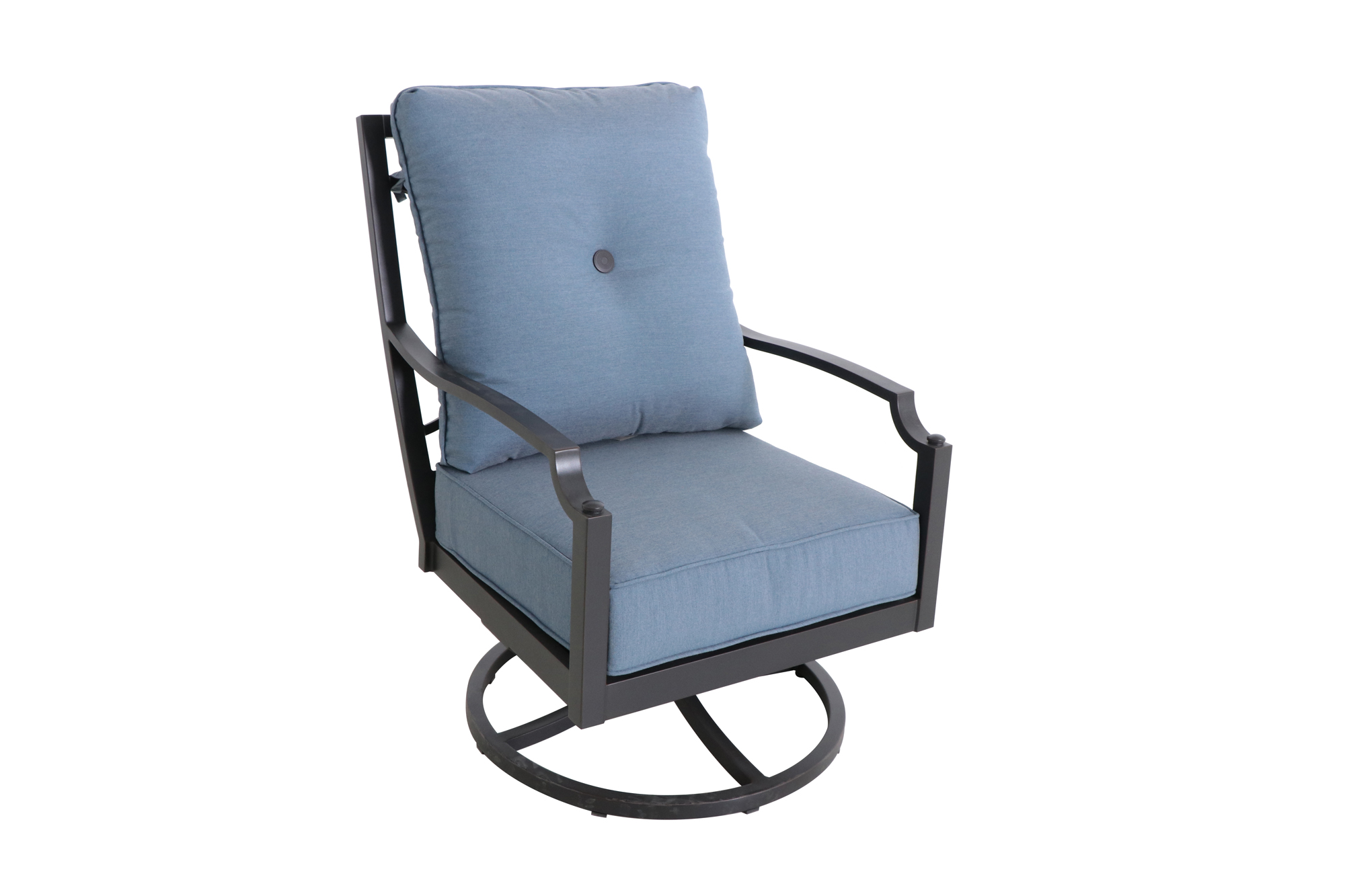 Aragon Swivel High Back Chair