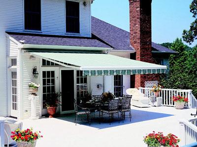 patio pool awning