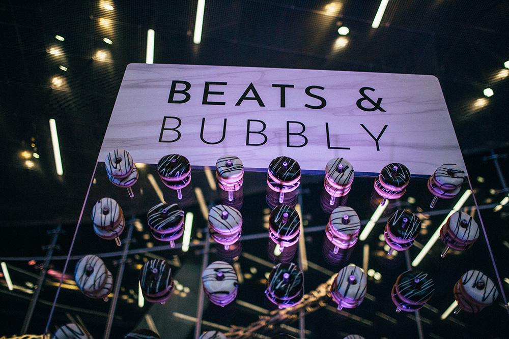 beats & bubbly