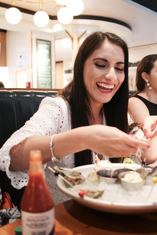 dallas blogger brunch
