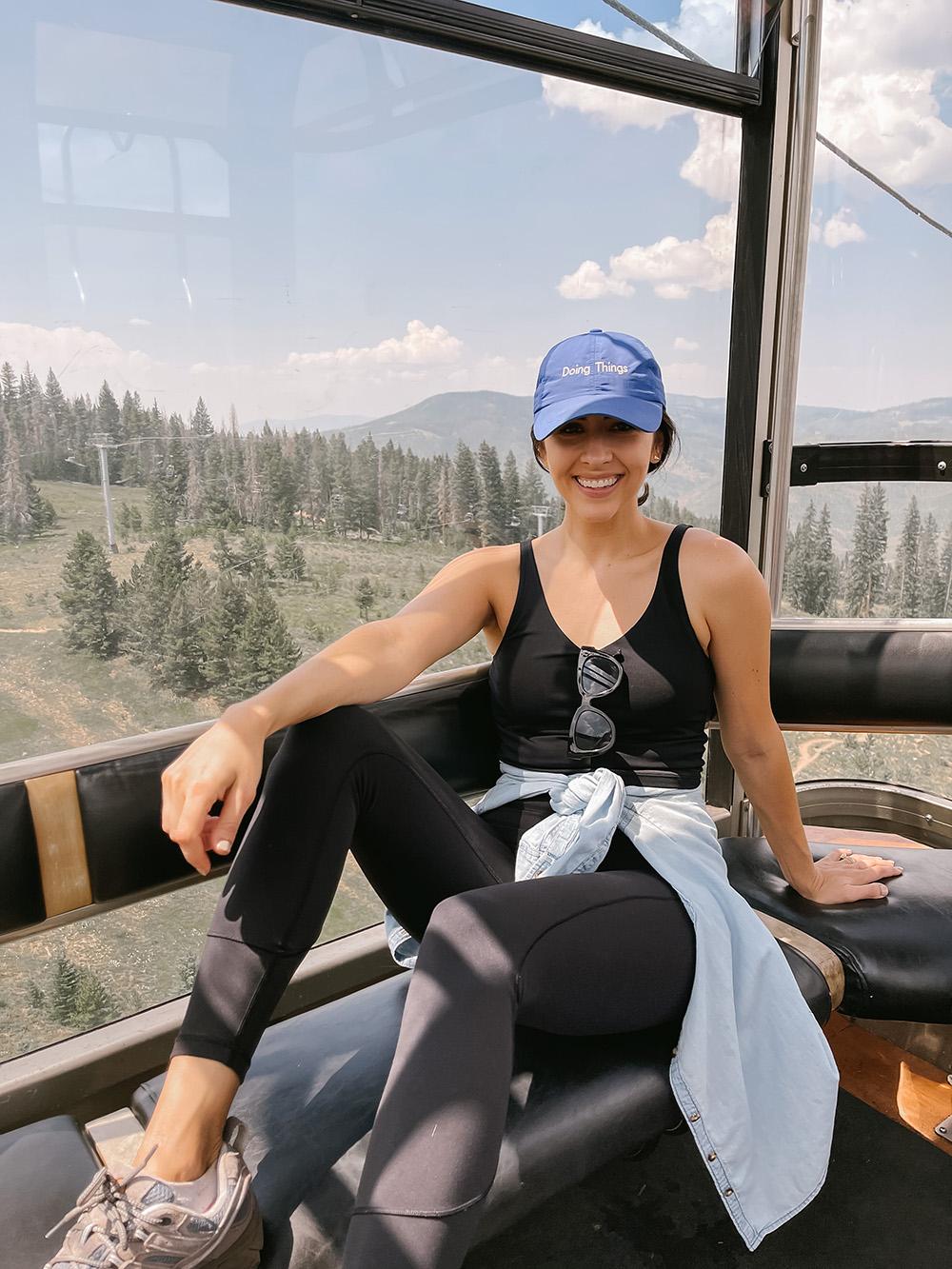 vail summer guide gondola