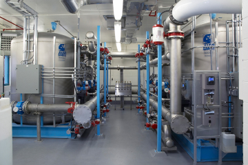 Packaged Filter Systems