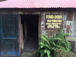 St Lucia Caribbean Fond Doux Plantation Tour