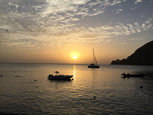 St Lucia Caribbean Romantic Sunset Tour