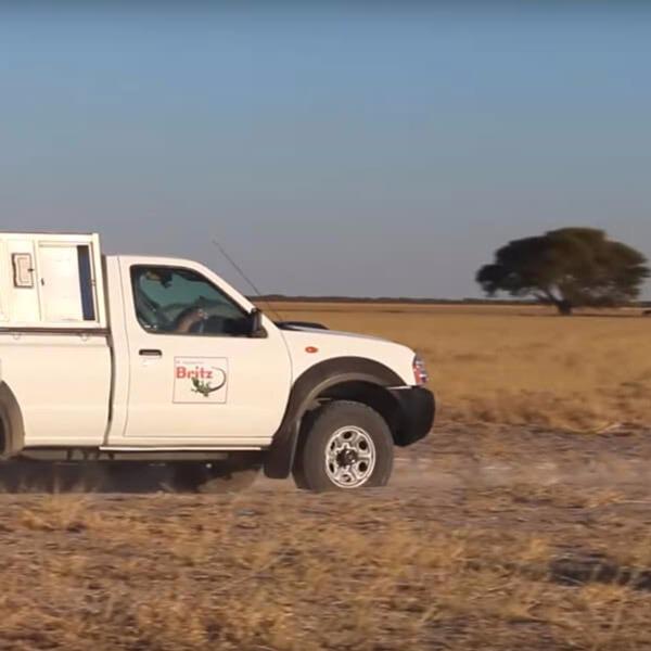Britz [4x4 Hire] SUV Rental South Africa