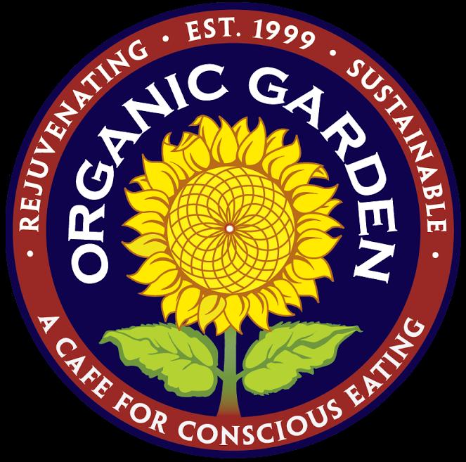 Organic Garden Cafe Logo