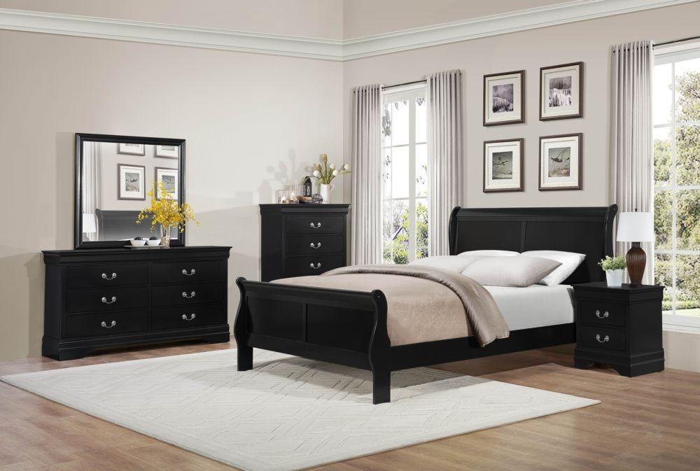 Louis Phillipe Cherry Bedroom B3850