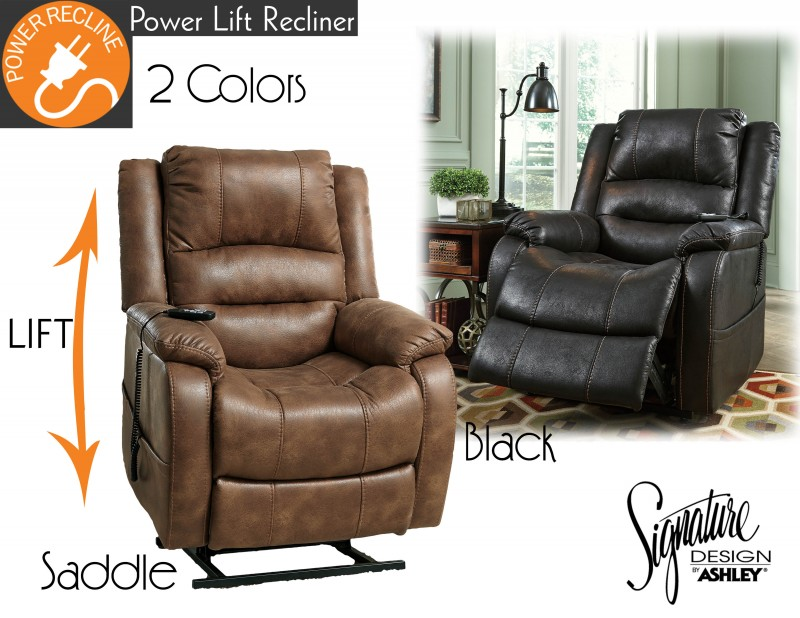 Enjoyable Yandel Power Lift Recliner By Ashley 109 Interior Design Ideas Inesswwsoteloinfo
