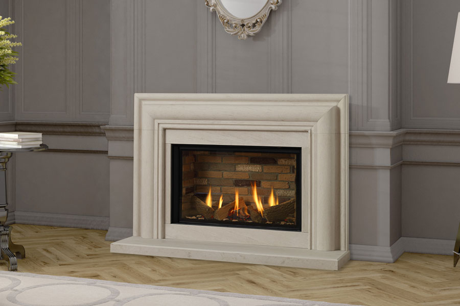 Infinity 780FL Rembrant Suite at Grate Fireplaces
