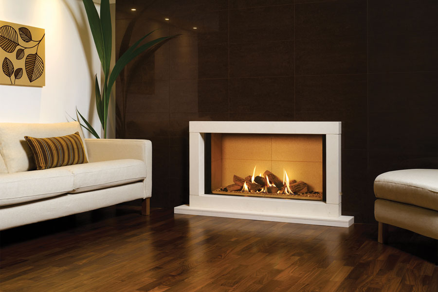 Riva2 1050 BF Sorrento at Grate Fireplaces