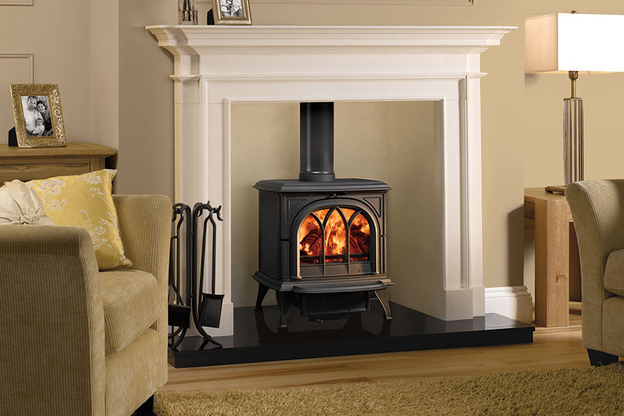 Huntingdon 30 Multifuel Stove Grate Fireplaces